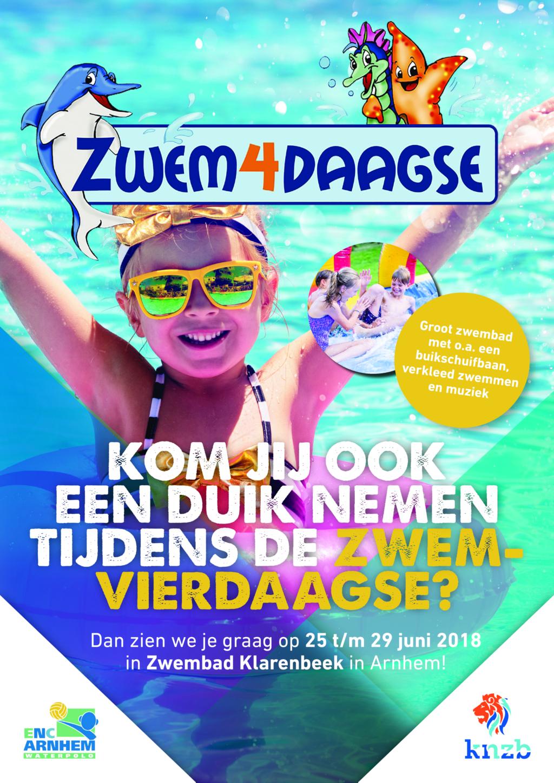 ENC Zwem4Daagse 2018
