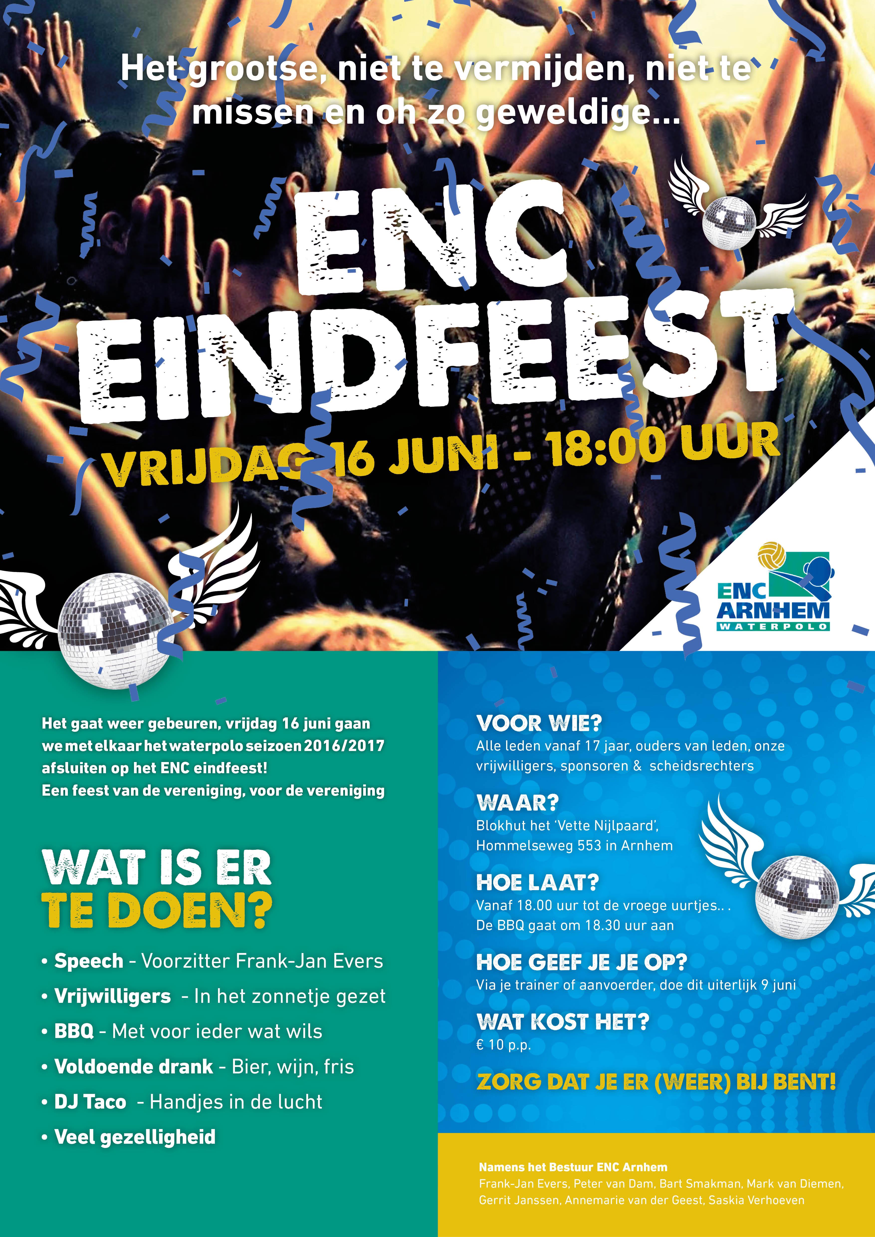 ENC_POSTER EINDFEEST