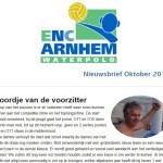 ENC Nieuwsbrief Oktober 2016